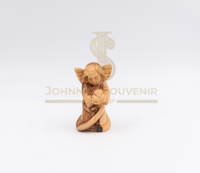Olive Wood Statue