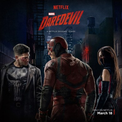 Daredevil got a renewal of a second season for 2016