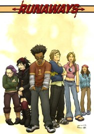 Runaways Vol.1 is still either a movie or a TV series