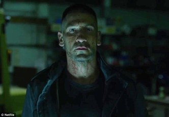 Jon Bernthal is reprising as Frank Castle/The Punisher
