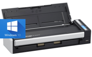 Fujitsu ScanSnap s1300 scanner working on Windows 10