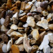 Decorative Aggregates - Golden Flint Gravel 10mm