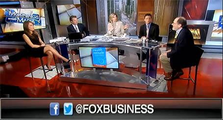 Fox Business Studio Set