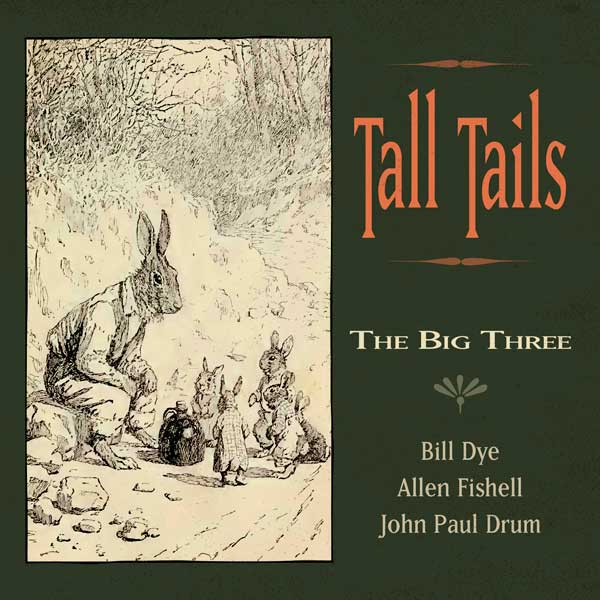 Tall Tails CD cover