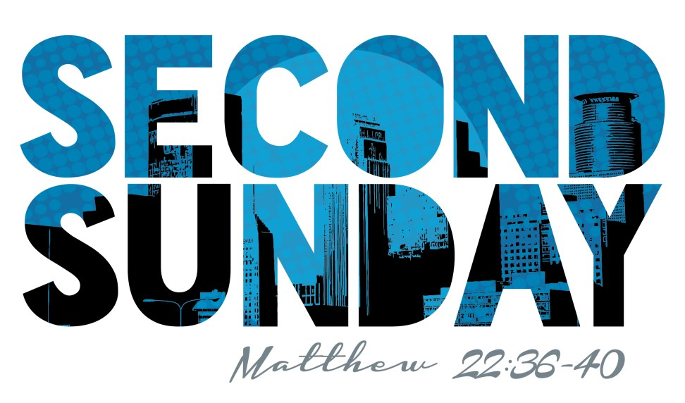 Second Sunday Logo