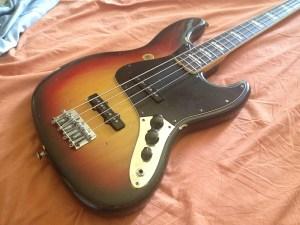 1974 Fender Jazz
