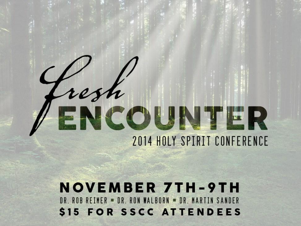 FRESH-ENCOUNTER-2014 - Slide