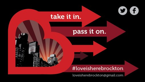 Love is Here Brockton