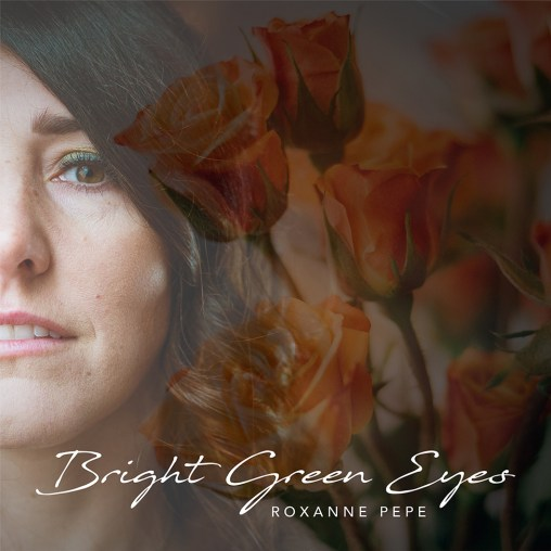 Bright Green Eyes by Roxanne Pepe