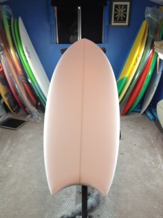 JVP Surfboards Squidster Surfboard Model