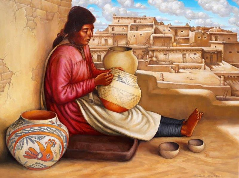 Pueblo Potter