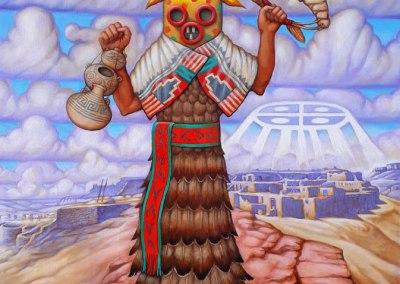 """""""Massau"""" Oil on Canvas 40""""×30"""""""