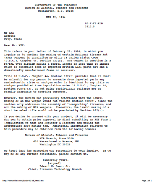 ATF_Letter_922r_1994