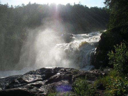 John Ploetz Livin Life Judge Magney Falls