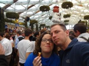 Oktoberfest - Munich Germany 2012