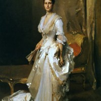 John Singer Sargent: Portraits of the 1870's and 1880's.
