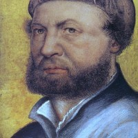 Hans Holbein the Younger (German, 1497-1543): Humanist Portraits in England, 1526 to 1528.
