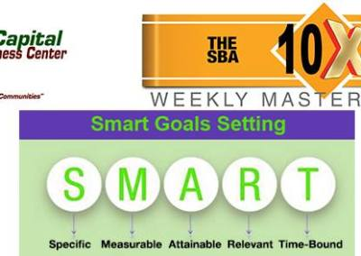 "Episode 46 – ""SMART Goals"""
