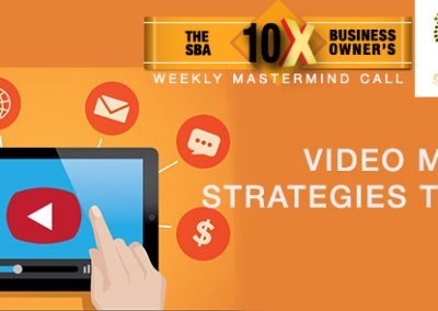 "Episode 52 – ""Video Marketing Strategies that Work"""