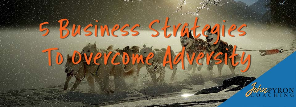 5 Business Strategies To Overcome Adversity