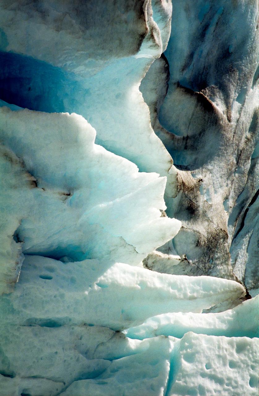 Glacier close up 05