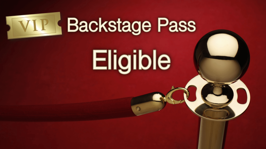 backstage-pass-eligible