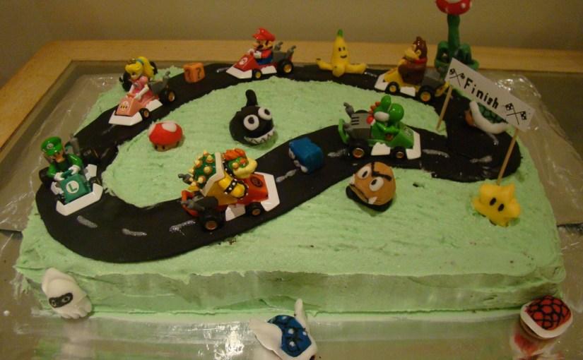 Super Mario Kake