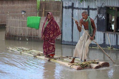 Bangladesh-Flooding