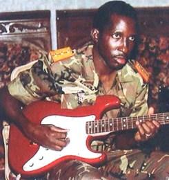 Sankara guitar