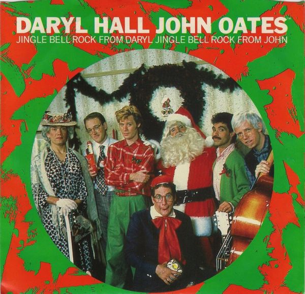 It's A Hall & Oates Holiday! Classic Christmas Music! Macy ...