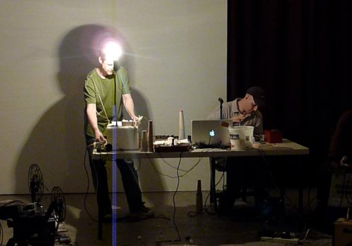 Songs Of The Gowanus – Cabinet Gallery (2010)