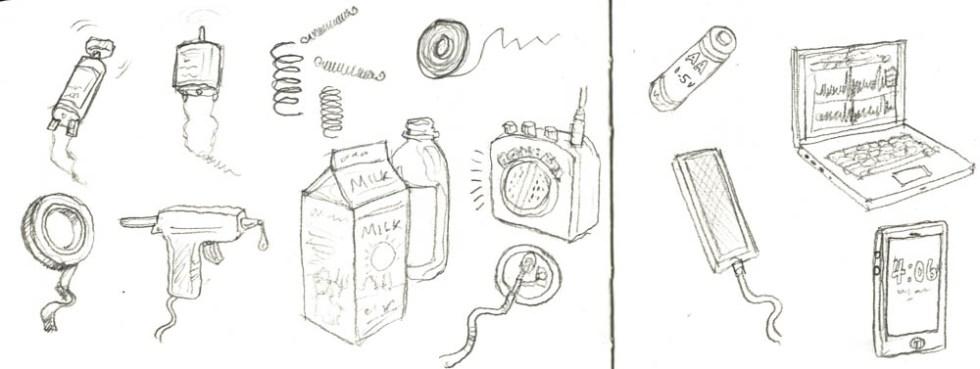 Atlanta Sketches