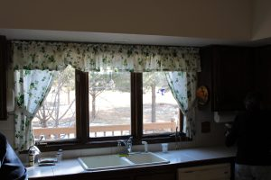 custom kitchen curtains
