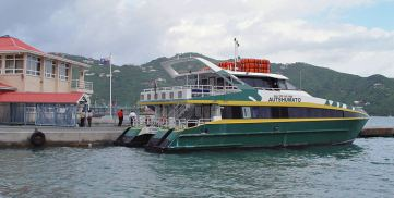 Image result for Road Town Fast Ferry tortola