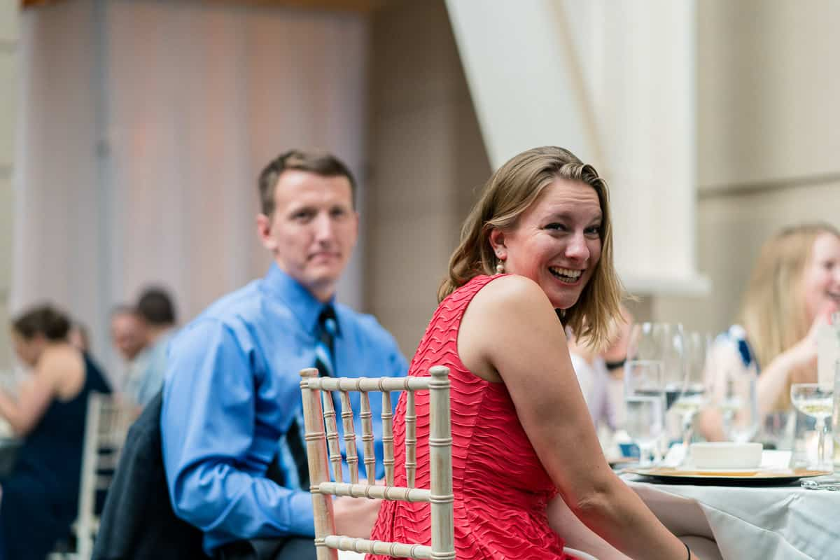 Candid wedding photography from John Schlia in Rochester, NY.