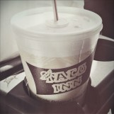 | Day 27 of 366 | It was a Taco Inn kind of day. #365project #photoaday #tacoinn #sorrythiswastheonlypictureitooktoday
