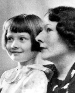 audrey-and-her mother when I was born in 1936