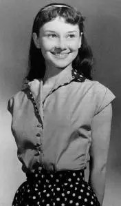 young audrey