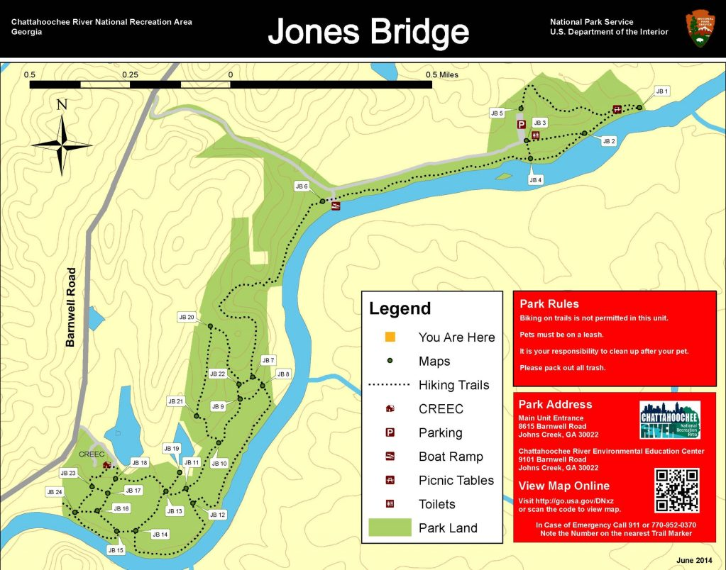 Jones Bridge (CRNRA)