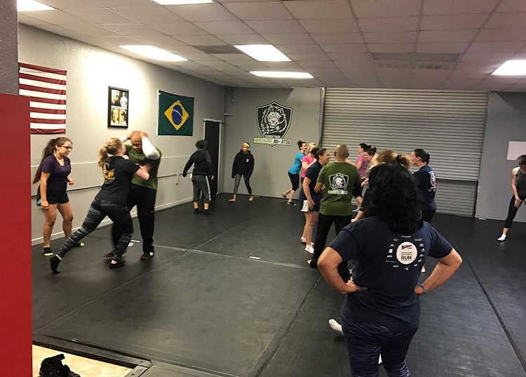 Womens Self Defense Class Georgetown TX
