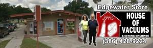 Edgewater Florida Central Vacuum Sewing Sales Service Repair Parts