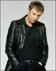 Simm is best known for his TV work, such as Life on Mars