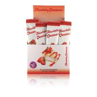 Dolce – Strawberry Cheesecake Front Open