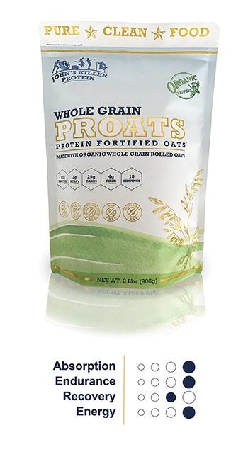 PROATS - organic oats