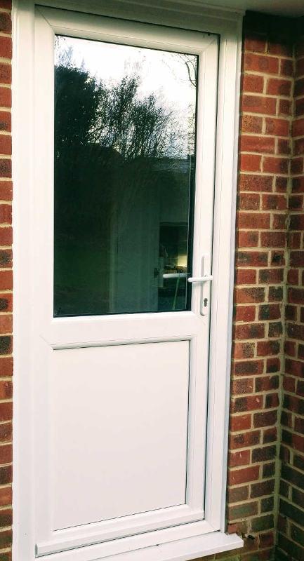 Photo of a Back Door