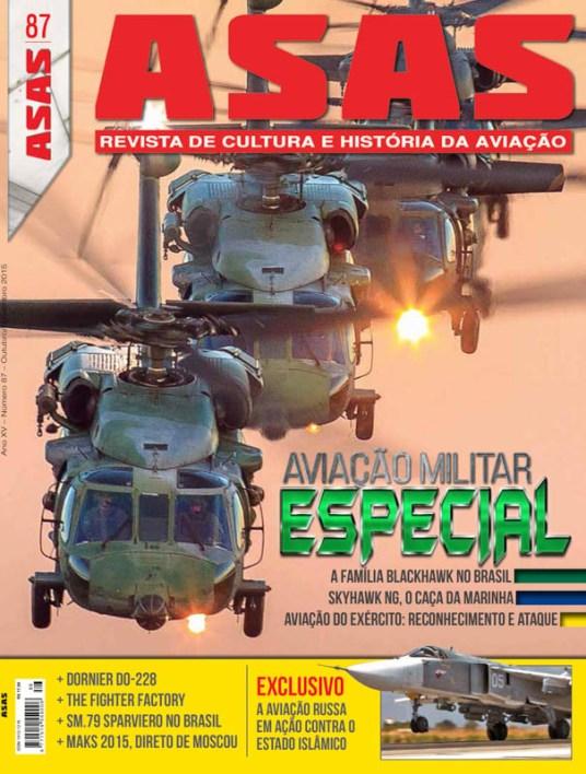 Asas 87 - Especial Aviação Militar