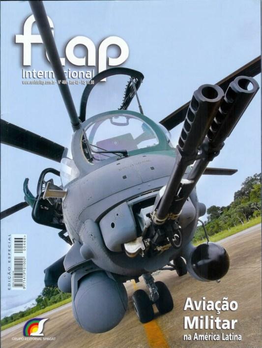 Flap 466 - Anuário de Aviação Militar da América Latina
