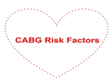 CABG risk factors