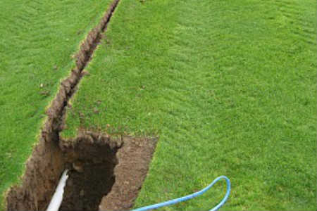 Pipe and Cable installation
