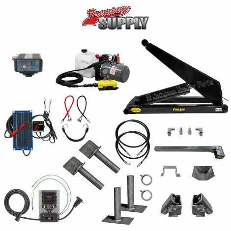 10 Ton Hydraulic Scissor Hoist Kit   PH520 Premium Kit